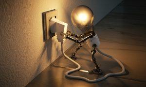 Лампочка - фото