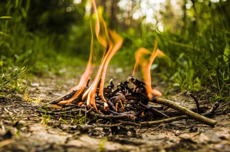 Огонь - фото