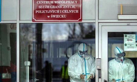 Украина и Польша закрывают все границы из-за коронавируса - фото