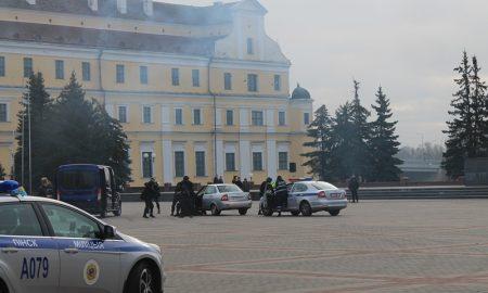 День милиции в Пинске - фото