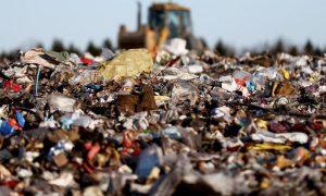 завод по переработке мусора в Пинске - фото