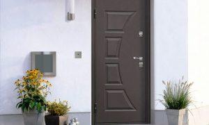 двери в квартиру с шумоизоляцией - фото