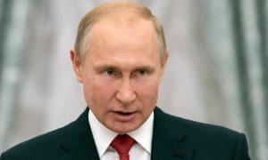 Путин объявил следующую неделю в России нерабочей - фото