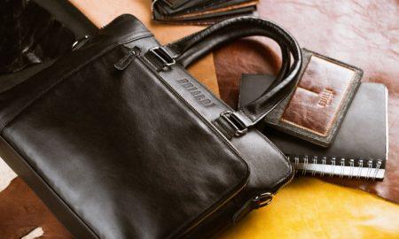 Как правильно выбрать мужскую сумку - фото