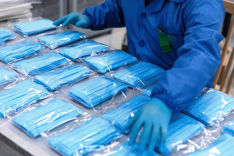 Производство масок в Беларуси - фото