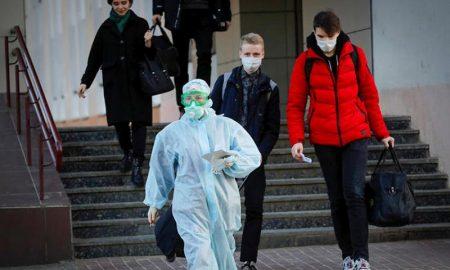 В Беларуси уже 3728 случаев коронавируса. Плюс 447 за сутки
