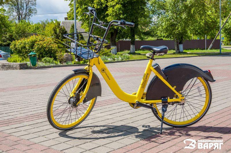 как пинчане обращаются с арендными велосипедами - фото