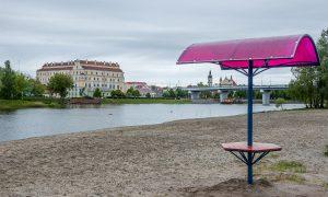 Пляж - фото, качество воды на пляжах Пинска