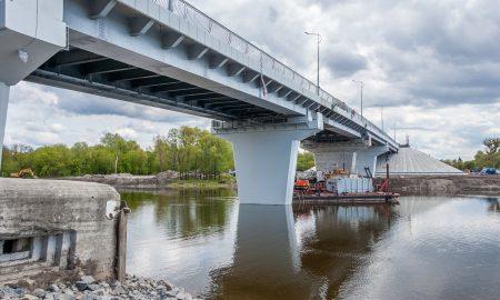 мост в Пинске, 2020 - фото