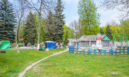в Пинске парк открывали - фото, Виктор Кузнецов
