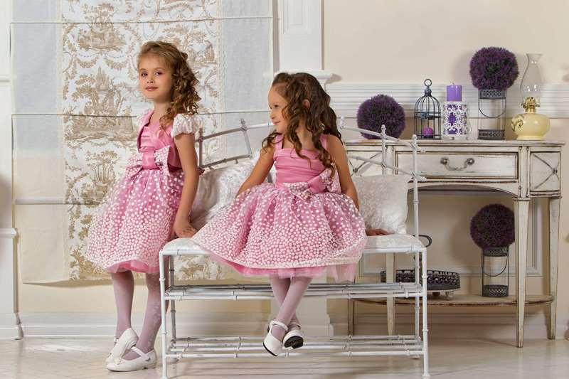красивая одежда для девочек - фото