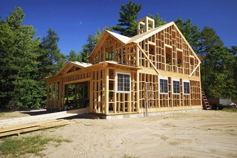 как строить дом - фото