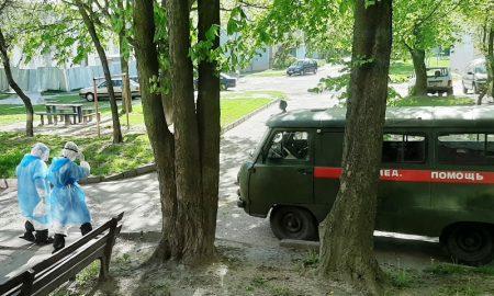 COVID-19 Беларусь - фото