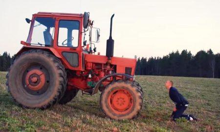 Трактор не лечит - фото