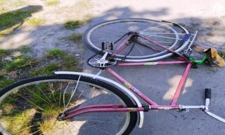 В Пинске в ДТП пострадал 52-летний велосипедист - фото