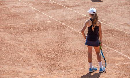 большой теннис в Пинске - фото