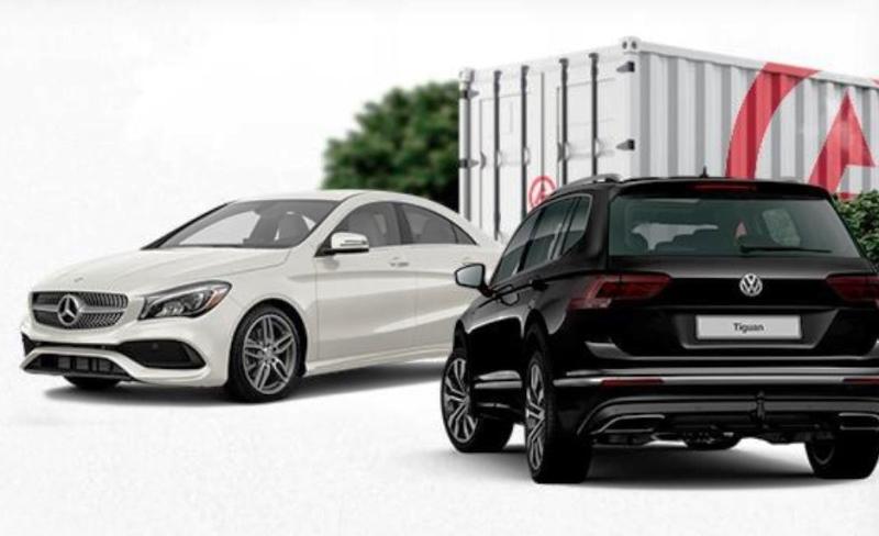 автомобили с аукционов из США - фото