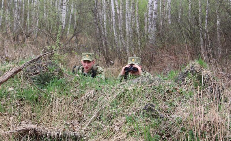 Пограничники - фото