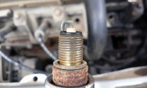 Пропуски зажигания в двигателе -фото