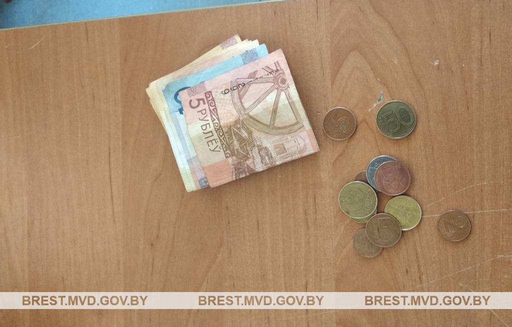 раскрыли кражу 10 тысяч долларов: злоумышленника задержали в Пинске