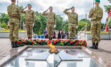 Пинск отметит 76 годовщину со дня освобождения - фото