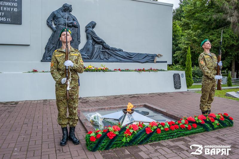 День Независимости в Пинске, фото