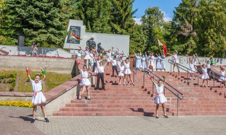 День Независимости в Пинске - фото