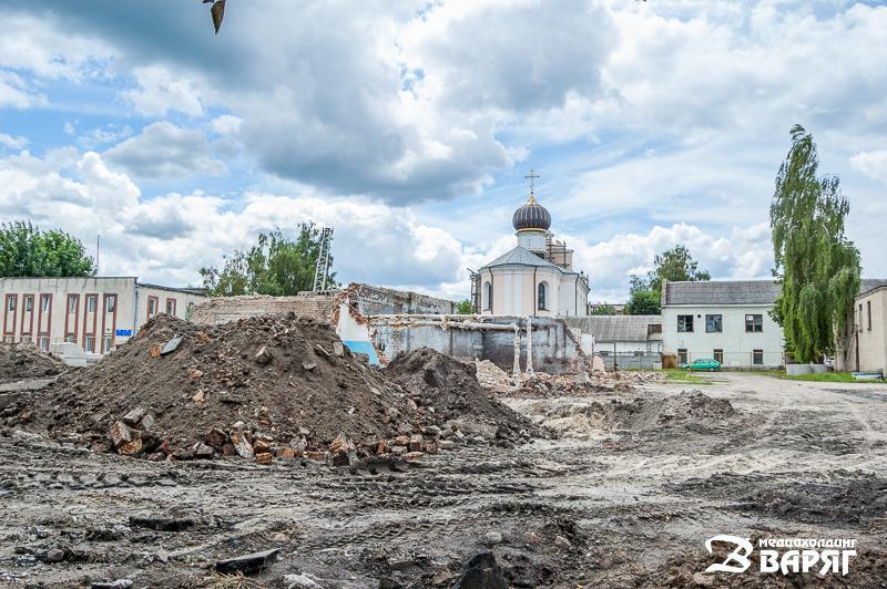 реконструкция здания медицинских судебных экспертиз - фото