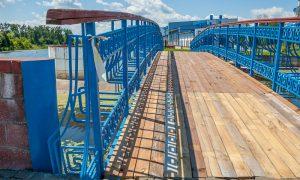 мост в Пинске - фото
