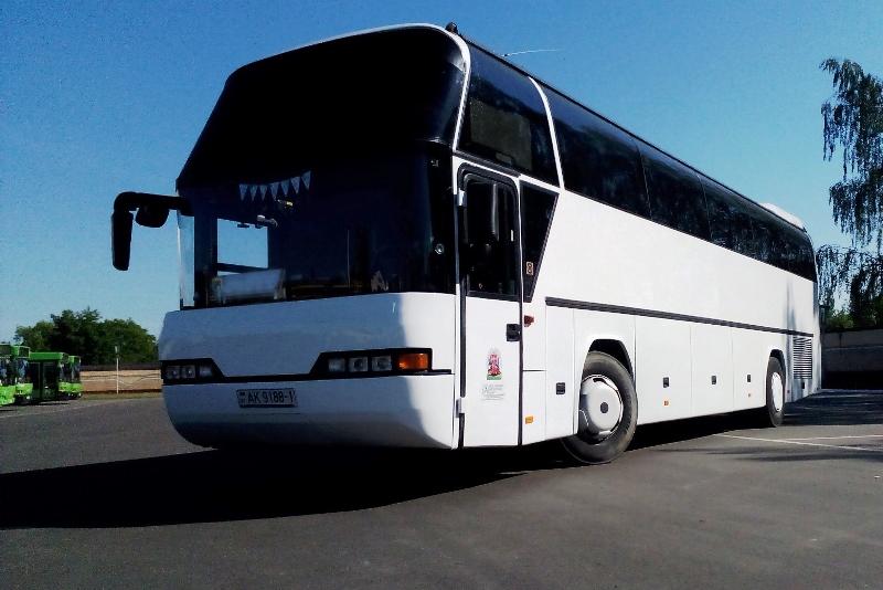 Автобусы из Пинска в Варшаву - фото