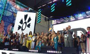 Победителями проекта Dream Dance Fest на «Славянском базаре в Витебске – 2020» стали пинчане