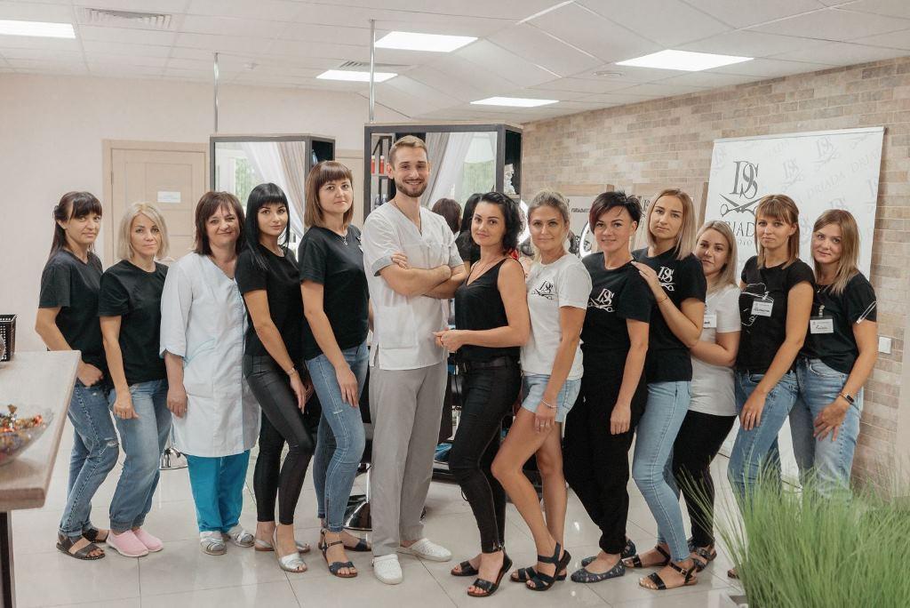 салон красоты в Пинске, Дриада Студио - фото, коллектив