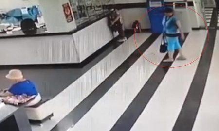 В Пинске милиция ищет женщину в голубых бриджах - фото
