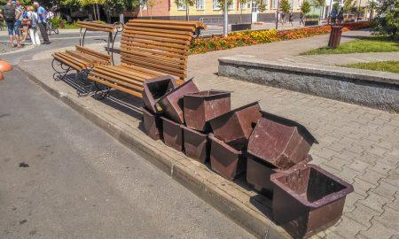 Пинск после 9 августа - фото