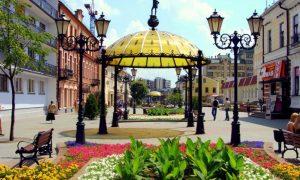 Брест в Беларуси - фото