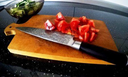 кухонные ножи - фото