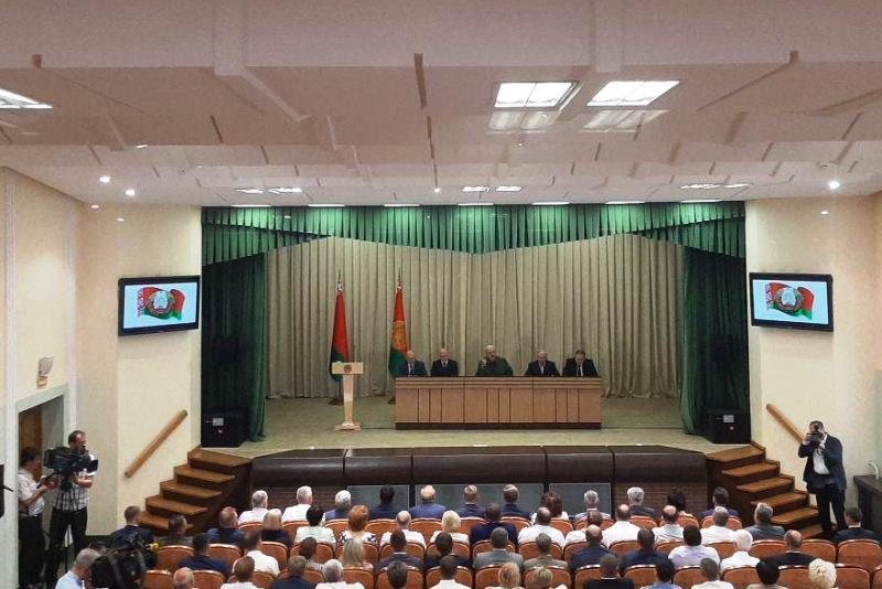 новый губернатор гродненской области - фото