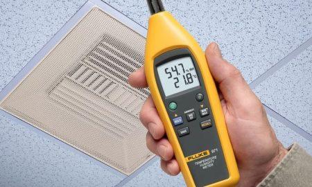 Термогигрометры - фото