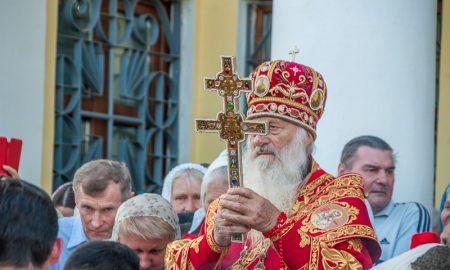Копия креста Ефросинии Полоцкой - фото
