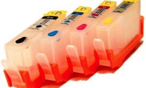 картриджи для принтеров HP - фото