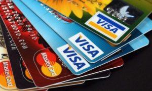 Кредитные карты - фото