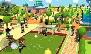 Футбол для дружбы - фото