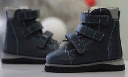 антиварусная детская обувь - фото