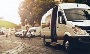 аренда микроавтобуса - фото