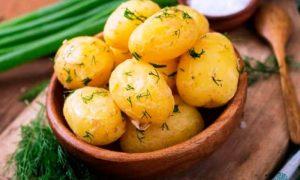 ошибки при варке картофеля - фото