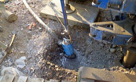 Насос погружной канализационный - фото