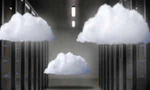Облачный виртуальный сервер – фото