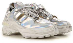 Фирменные мужские кроссовки - фото
