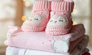 Одежда для малыша - фото