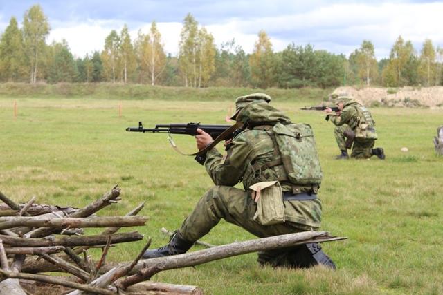Стрельбы - фото